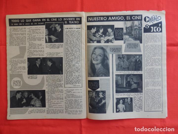 Cine: Ondas, Celia Games, revista nº 73, 15 de diciembre de 1955 - Foto 4 - 265155999