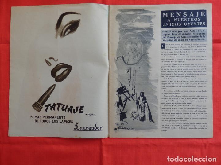 Cine: Ondas, Carmen de Lirio, revista Año IV, num. 50, 1 enero 1955 - Foto 2 - 265160839
