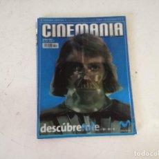 Cinema: REVISTA DE CINE CON PORTADA INTERACTIVA, ANAKIN SKYWALKER CONVIRTIÉNDOSE EN DARTH VADER, VÍDEO. Lote 265719004