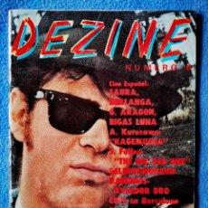 Cinema: DEZINE - N° 6 - 1980. Lote 265960948