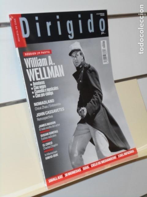 REVISTA DIRIGIDO POR... Nº 514 FEBRERO 2021 WILLIAM A. WELLMAN DOSSIER 1ª PARTE (Cine - Revistas - Dirigido por)