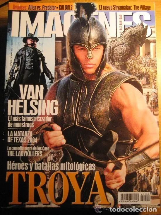 IMÁGENES DE ACTUALIDAD 236 MAYO 2004 (Cine - Revistas - Imágenes de la actualidad)