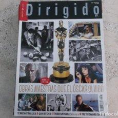 Cinema: DIRIGIDO POR Nº 507, DOSSIER ESPECIAL OBRAS MAESTRAS QUE EL OSCAR OLVIDO, GUY RITCHIE. Lote 267012384