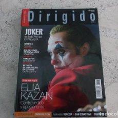 Cinema: DIRIGIDO POR Nº 503, DOSSIER Y (2) ELIA KAZAN, JOKER, DIA DE LLUVIA EN NUEVA YORK, PARASITOS. Lote 267012734