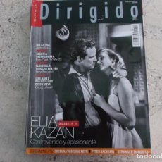 Cinema: DIRIGIDO POR Nº 502, DOSSIER 1 ELIA KAZAN ,PETER JACKSON, STRANGER THINGS, AD ASTRA,. Lote 267046634