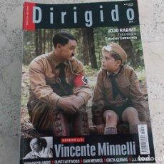 Cinema: DIRIGIDO POR Nº 506, DOSSIER Y 2 VICENTE MINNELLI, ROMAN POLANSKI, SAM MENDEZ, GRETA GERWIG. Lote 267049519