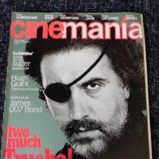 Cine: CINEMANIA Nº 3 DICIEMBRE 1995 -FERNANDO TRUEBA, PEDRO ALMODOVAR, ELISABETH SHUE, NICOLAS CAGE. Lote 267253404