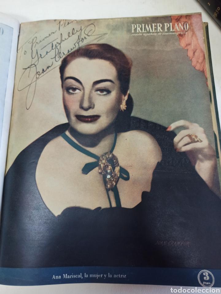 Cine: PRIMER PLANO. REVISTA ESPAÑOLA DE CINEMATOGRAFÍA. AÑO 1950 COMPLETO. 53 REVISTAS MARÍA FÉLIX... - Foto 7 - 267269519