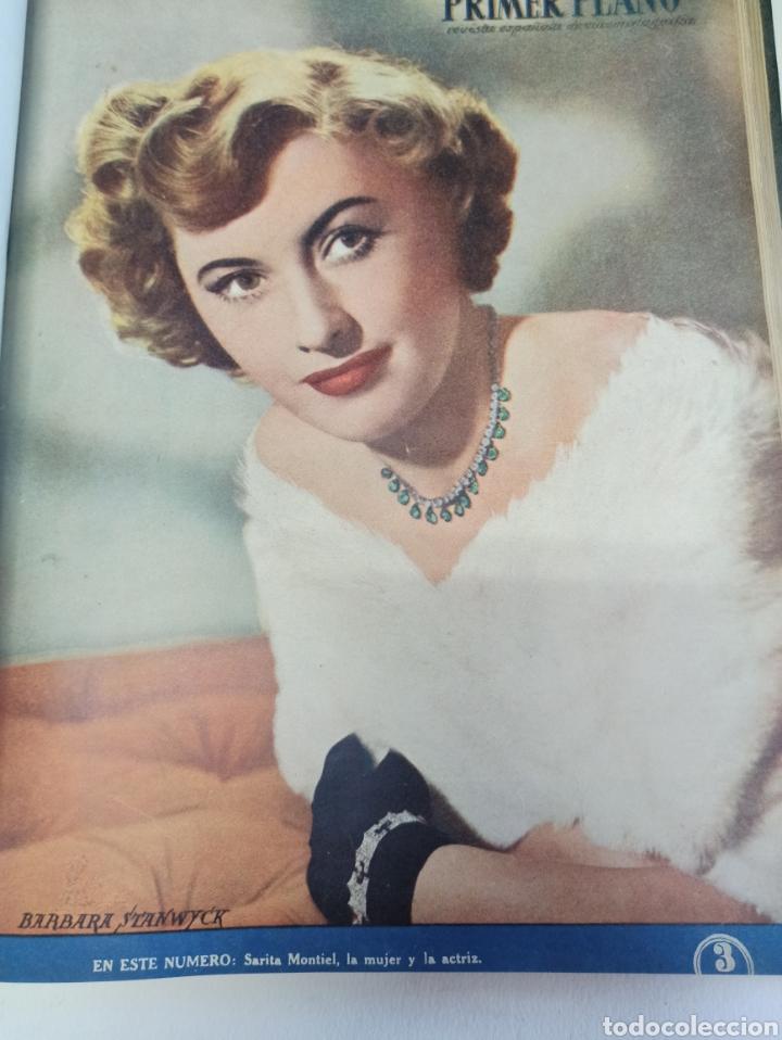Cine: PRIMER PLANO. REVISTA ESPAÑOLA DE CINEMATOGRAFÍA. AÑO 1950 COMPLETO. 53 REVISTAS MARÍA FÉLIX... - Foto 8 - 267269519
