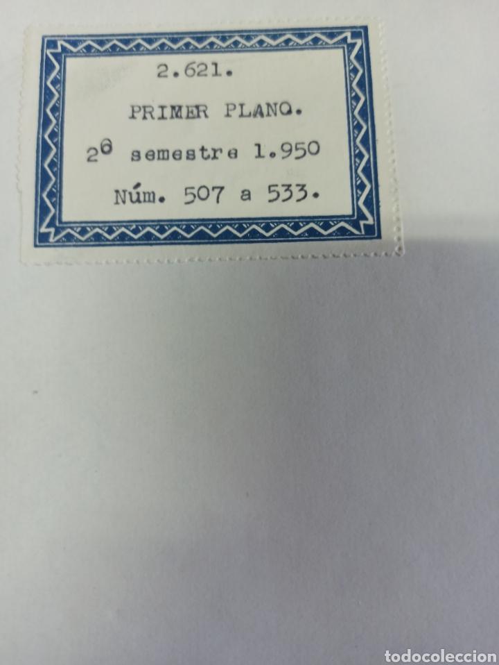 Cine: PRIMER PLANO. REVISTA ESPAÑOLA DE CINEMATOGRAFÍA. AÑO 1950 COMPLETO. 53 REVISTAS MARÍA FÉLIX... - Foto 11 - 267269519