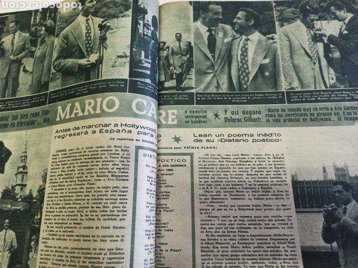 Cine: PRIMER PLANO. REVISTA ESPAÑOLA DE CINEMATOGRAFÍA. AÑO 1950 COMPLETO. 53 REVISTAS MARÍA FÉLIX... - Foto 12 - 267269519