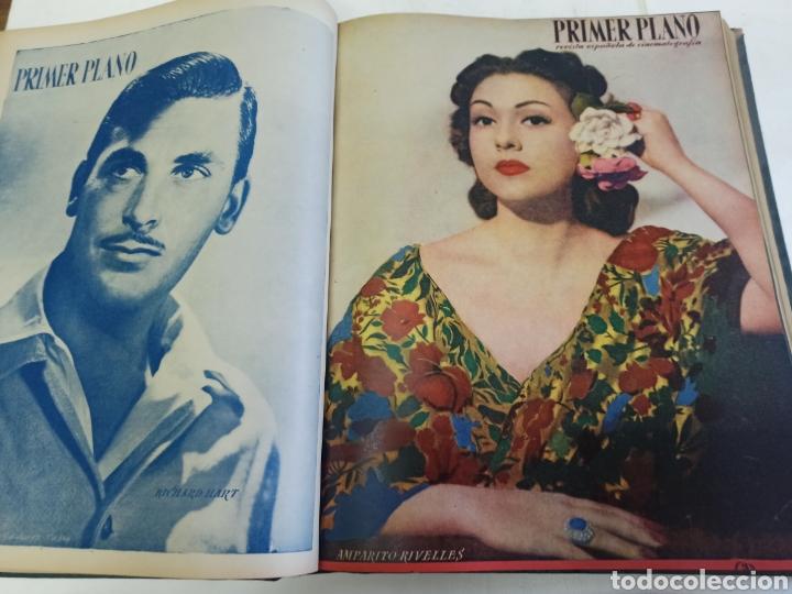 Cine: PRIMER PLANO. REVISTA ESPAÑOLA DE CINEMATOGRAFÍA. AÑO 1950 COMPLETO. 53 REVISTAS MARÍA FÉLIX... - Foto 18 - 267269519