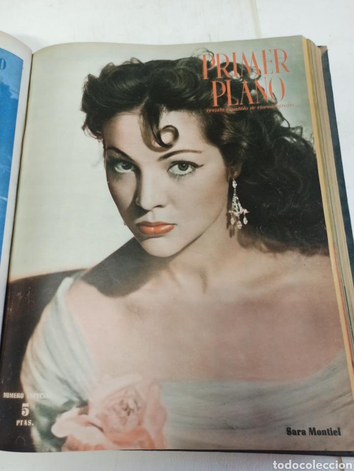 Cine: PRIMER PLANO. REVISTA ESPAÑOLA DE CINEMATOGRAFÍA. AÑO 1950 COMPLETO. 53 REVISTAS MARÍA FÉLIX... - Foto 19 - 267269519