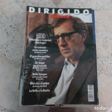 Cinema: DIRIGIDO POR Nº 208, ELLAS DAN EL GOLPE, ADOLFO ARISTARAIN, FERNANDO TRUEBA, WOODY ALLEN. Lote 267748929