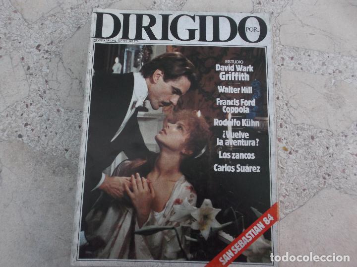 DIRIGIDO POR Nº 119, DAVID WARK, WALTER HILL, FRANCIS FORD COPPOLA, RODOLFO KUHN, CARLOS SUAREZ (Cine - Revistas - Dirigido por)
