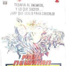 Cine: POSTER AFICHE THE SECRET WAR OF HARRY FRIGG PAUL NEWMAN. Lote 268079499