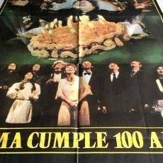 Cine: BRUCE MAMA CUMPLE 100 ANOS GERALDINE CHAPLIN NORMAN BRISKI. Lote 268081914