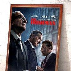 Cine: THE IRISHMAN EL IRLANDES POSTER EN CUADRO PACINO DE NIRO. Lote 268088554