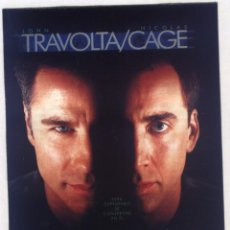 Cine: P-9842- CARA A CARA (FACE / OFF) (RECORTE PRENSA 9X13) JOHN TRAVOLTA - NICOLAS CAGE - JOAN ALLEN. Lote 268425649