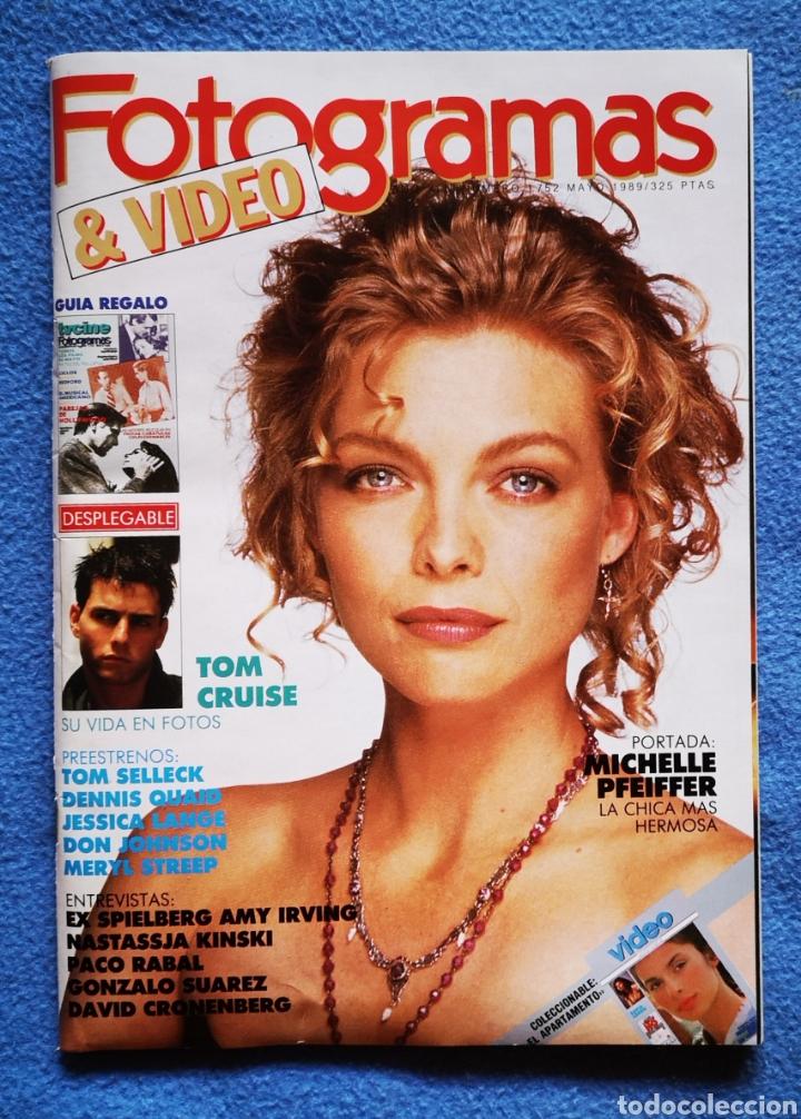 FOTOGRAMAS - N° 1752 - MAYO 1989 (Cine - Revistas - Fotogramas)