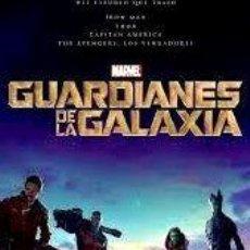 Cine: 2 POSTER DE CINE ORIGINAL GUARDIANES DE LA GALAXIA. Lote 268712184