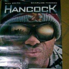 Cine: POSTER DE LA PELICULA HANCOCK. Lote 268714224