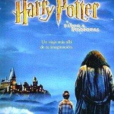 Cine: POSTER CINE ORIGINAL HARRY POTTER Y LA PIEDRA FILOSOFAL. Lote 268714809