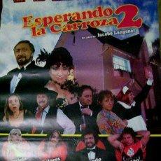 Cine: POSTER DE ESPERANDO LA CARROZA 2. Lote 268715109