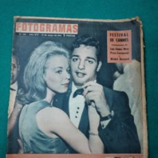 Cine: FOTOGRAMAS Nº 651. ESPECIAL: EN LA MUERTE DE GARY COOPER. FESTIVAL DE CANNES. MAYO 1961. Lote 268759119