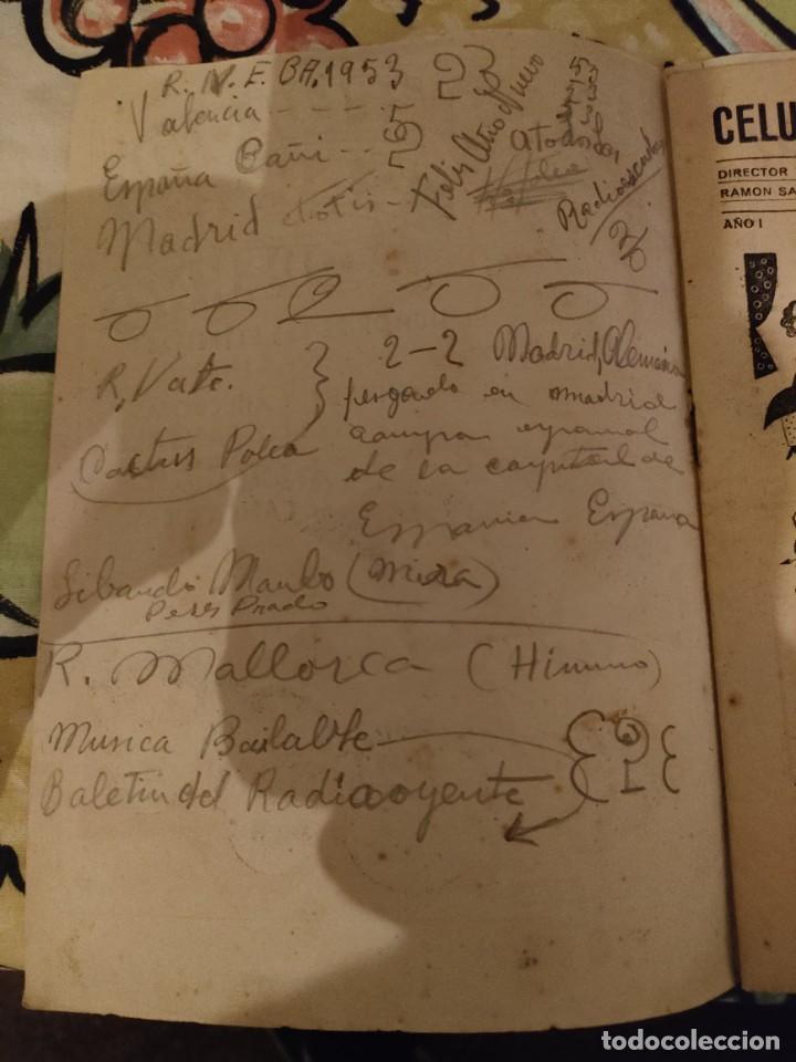 Cine: REVISTA COMICA - CELULOIDE RANCIO Y MODERNO - Nº 1 EDIT ALAS - Foto 2 - 268893499