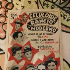 Cine: REVISTA COMICA - CELULOIDE RANCIO Y MODERNO - Nº 1 EDIT ALAS. Lote 268893499