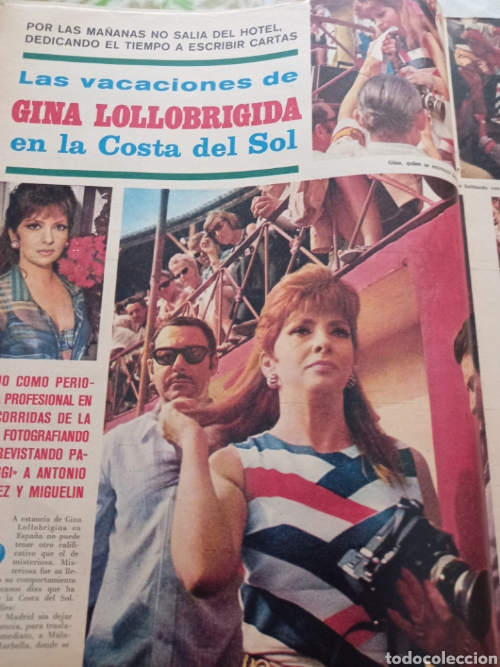 Cine: Semana 1968 gina lollobrigida Rafael - Foto 3 - 269089438