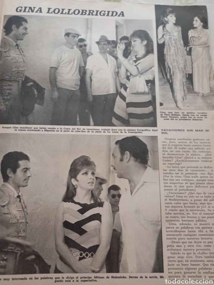 Cine: Semana 1968 gina lollobrigida Rafael - Foto 4 - 269089438