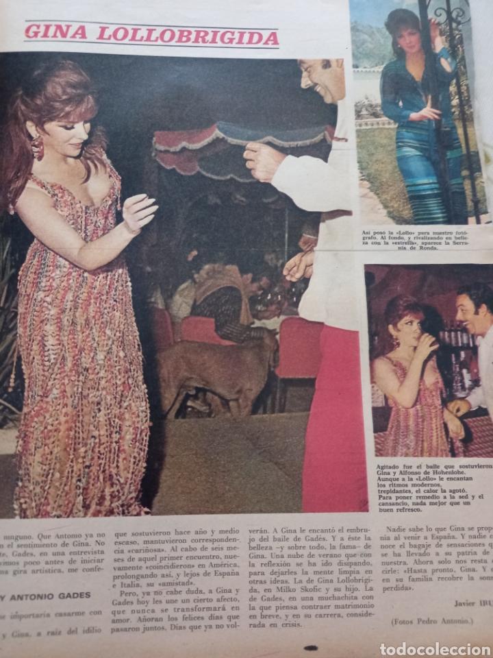 Cine: Semana 1968 gina lollobrigida Rafael - Foto 5 - 269089438