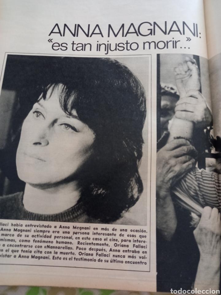 Cine: Gaceta 1973 ana magnani celia Gómez - Foto 4 - 269090473