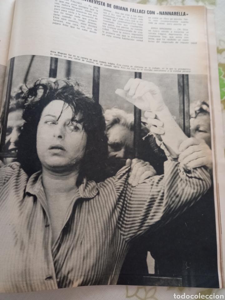 Cine: Gaceta 1973 ana magnani celia Gómez - Foto 5 - 269090473