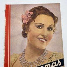 Cine: REVISTA CINEGRAMAS. AÑO II. Nº 63. NOVIEMBRE, 1935. PORTADA: DANIELA PAROLA. Lote 269605023