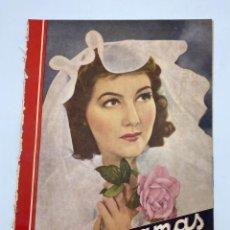 Cine: REVISTA CINEGRAMAS. AÑO II. Nº 66. DICIEMBRE, 1935. PORTADA: JEAN PARKER. Lote 269607528