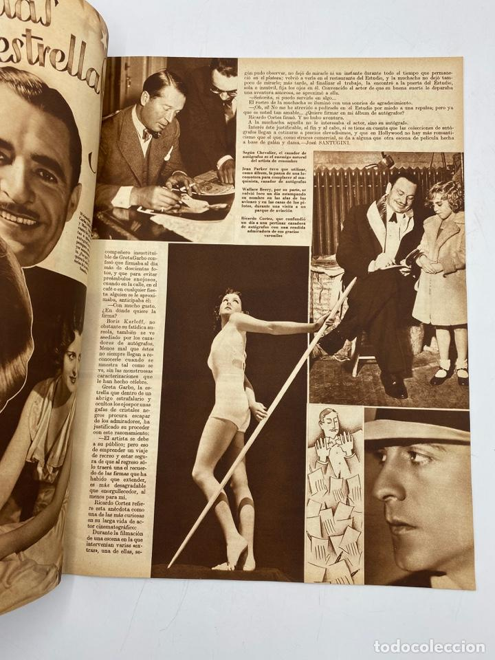 Cine: REVISTA CINEGRAMAS. AÑO II. Nº 68. DICIEMBRE, 1935. PORTADA: MYRNA LOY Y WILLIAM POWELL - Foto 3 - 269612148