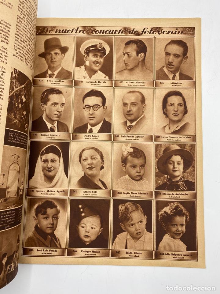 Cine: REVISTA CINEGRAMAS. AÑO III. Nº 74. ENERO, 1936. PORTADA: GRACE MOORE - Foto 3 - 269615483