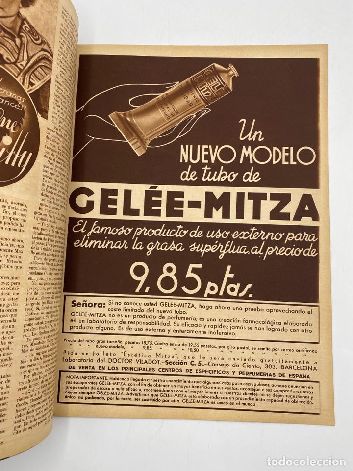 Cine: REVISTA CINEGRAMAS. AÑO III. Nº 73. FEBRERO, 1936. PORTADA: JESSIE MATTHEWS - Foto 3 - 269618688