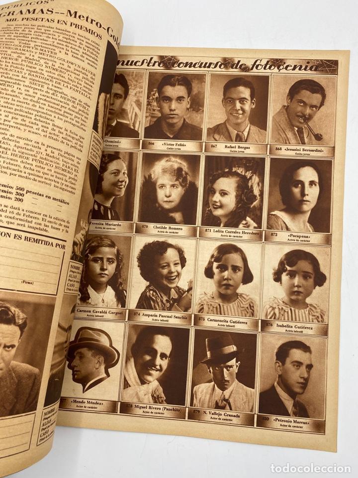 Cine: REVISTA CINEGRAMAS. AÑO III. Nº 73. FEBRERO, 1936. PORTADA: JESSIE MATTHEWS - Foto 4 - 269618688