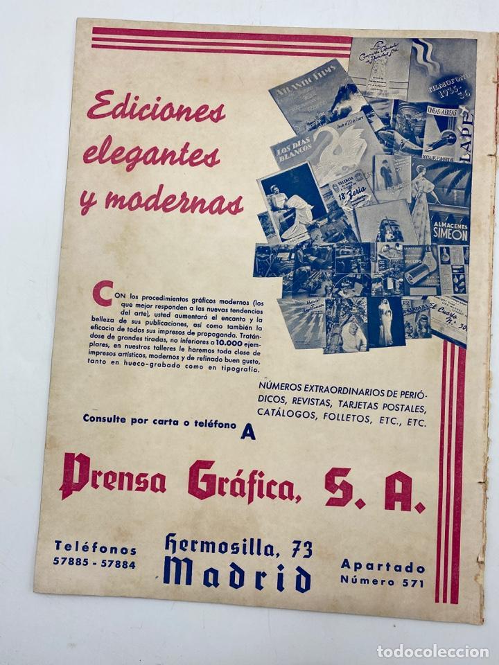 Cine: REVISTA CINEGRAMAS. AÑO III. Nº 76. FEBRERO, 1936. PORTADA: KATHERINE HEPBURN - Foto 4 - 269620298