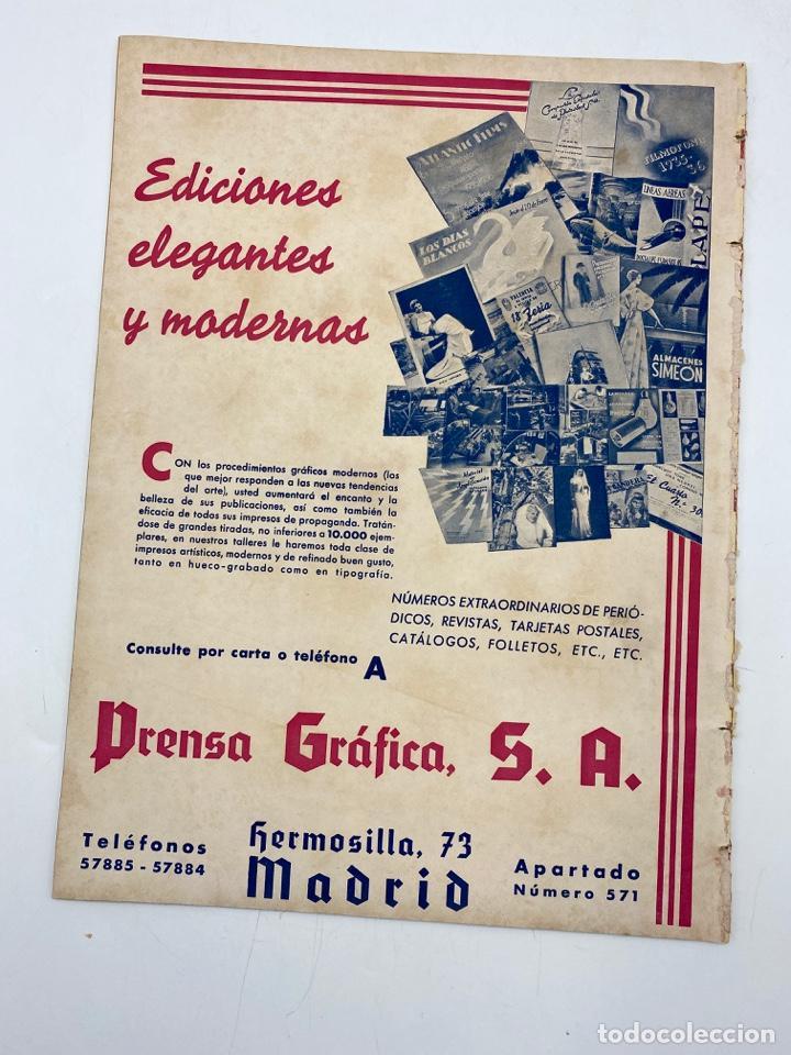 Cine: REVISTA CINEGRAMAS. AÑO III. Nº 78. MARZO, 1936. PORTADA: MYRNA LOY - Foto 4 - 269621158