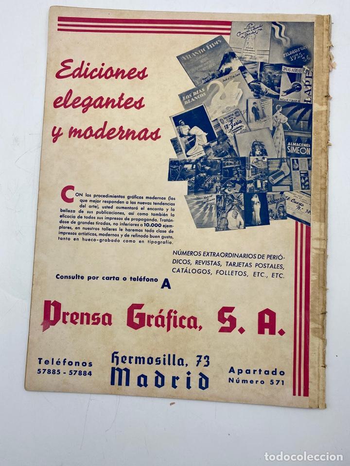 Cine: REVISTA CINEGRAMAS. AÑO III. Nº 80. MARZO, 1936. PORTADA: MARTA EGGERTH - Foto 4 - 269622283