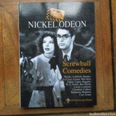 Cine: NICKEL ODEON ESPECIAL SCREWBALL COMEDIES Nº 6. Lote 269747563