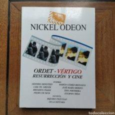 Cine: NICKEL ODEON ORDET - VERTIGO ESPECIAL. Lote 269747883
