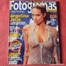 Cine: FOTGRAMAS - Nº 1943 - SEPTIEMBRE 2005 - ANGELINA JOLIE. Lote 269798148