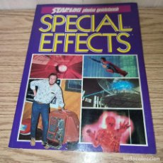 Cine: STARLOG: SPECIAL EFFECTS. Lote 270166713