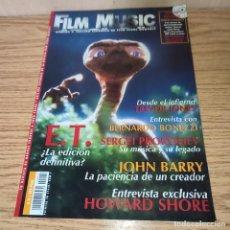 Cine: FILM MUSIC: TREVOR JONES, JOHN BARRY, E.T.. Lote 270191178